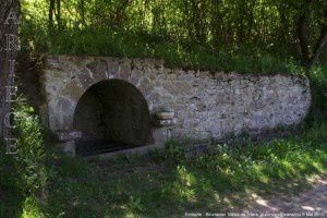 Fontaine de Bourrastel