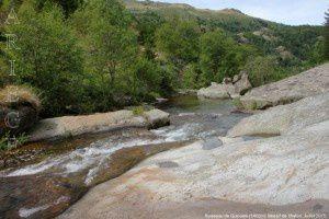 Ruisseau de Quioules (1460m)