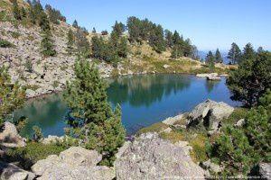 Grand étang de la Camisette (2142m)