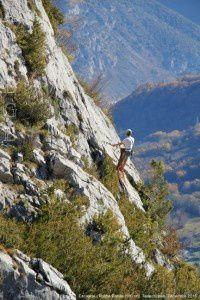 Escalade - Roche Ronde (1001m)
