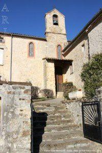 Eglise sainte-Madeleine - Soula