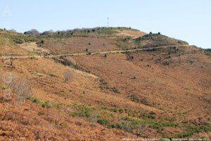 Montée au roc du Traucadou (1374m)