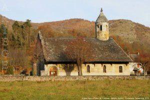 Eglise Notre-Dame de Luzenac - Moulis (440m)
