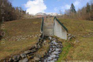 Ruisseau des Moulines (750m)