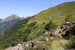 Sentier de l'étang du Garbet (1720m)