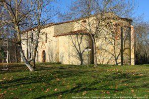 Eglise de Cailloup (XIIème siècle)