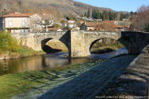 Vieux pont - Le Mas d'Azil