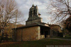Eglise Saint-Michel - Bédeille