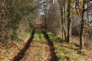 Sentier de Bédeille