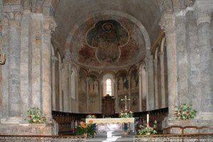 Choeur - Cathédrale Saint-Lizier