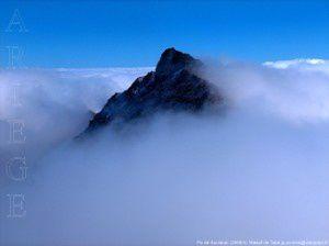 Pic de Soularac (2368m) du pic de Saint-Barthélemy (2348m)
