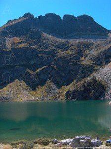Lac d'Aygue Longue (2076m)