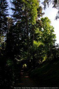Parc du Teich - Ax-les-Thermes