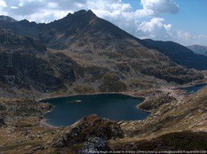 Estany second de Juclar (Andorre - 2294m)