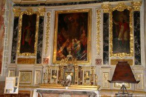 Transept - Cathédrale Saint-Lizier