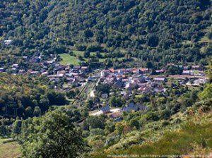 Mérens-les-Vals (1052m)
