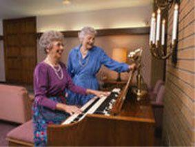 Activités en EHPAD : de la musique avant toute chose!
