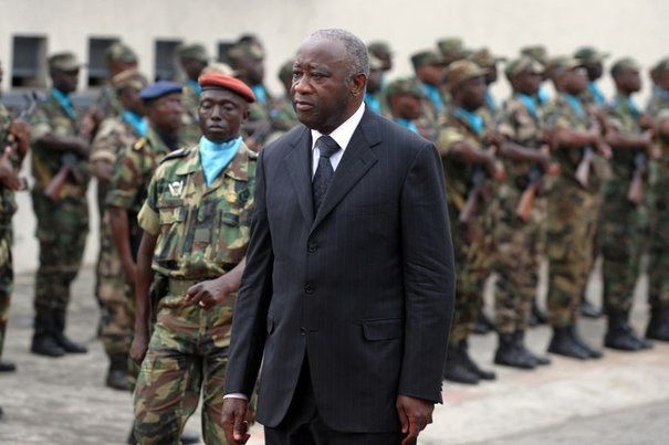 Debut Janvier 2011 les militaires scandaient GBA.GBO!! GBA.GBO!!