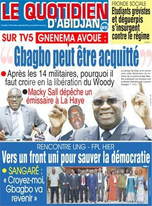 """"""" GBA.GBO PEUT ETRE ACQUITTE"""""""