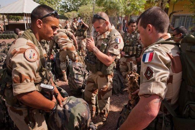 """""""Bouaké –l'armée française deployée/ Dix personnes interpellées après les violentes manifestations"""""""