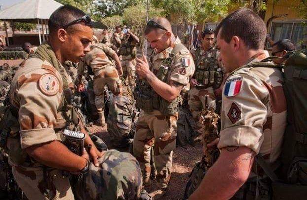 """""""Cote d'ivoire : présence accrue des militaires français """""""