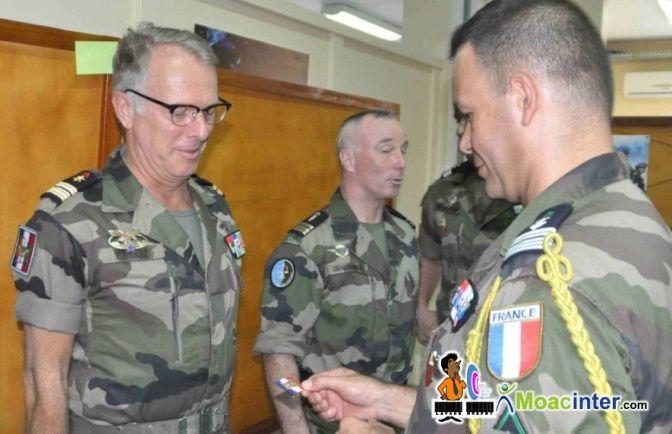 Confirmation de mon reve sur les quatre officiers français qui s'adressaient a moi en 2012 devant la CPI!!!