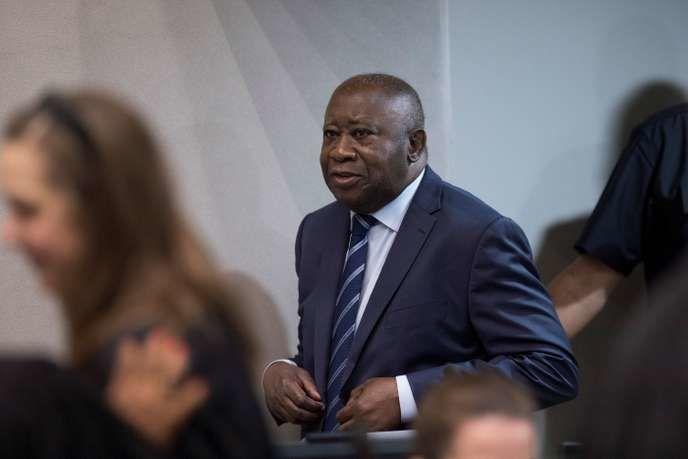 À la CPI, les dix-sept minutes où l'avenir de Laurent Gbagbo a basculé, par jeuneafrique