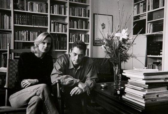 Un couple d'écrivains new yorkais talentueux