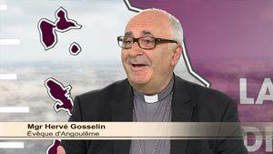 A voir sur KTO le 13 mars  Mgr Gosselin parle du Diocèse d'Angoulême