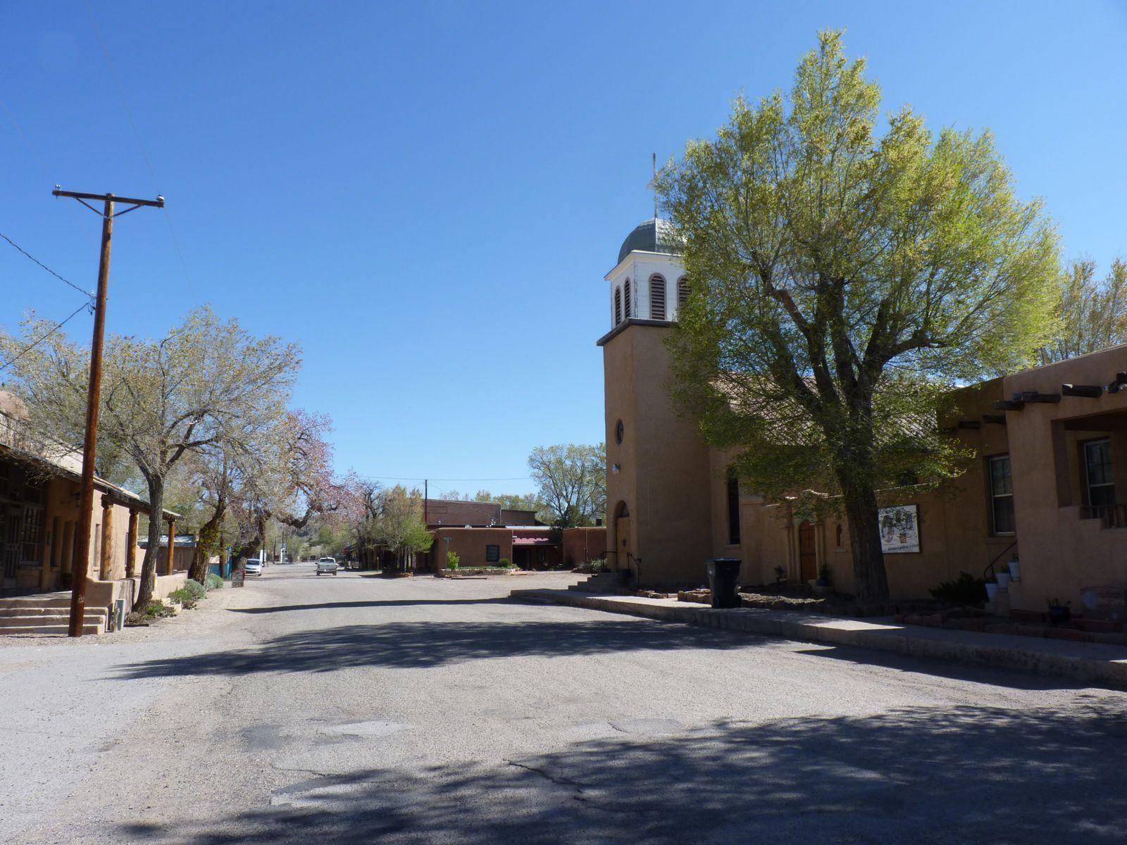 Village de Cerillos