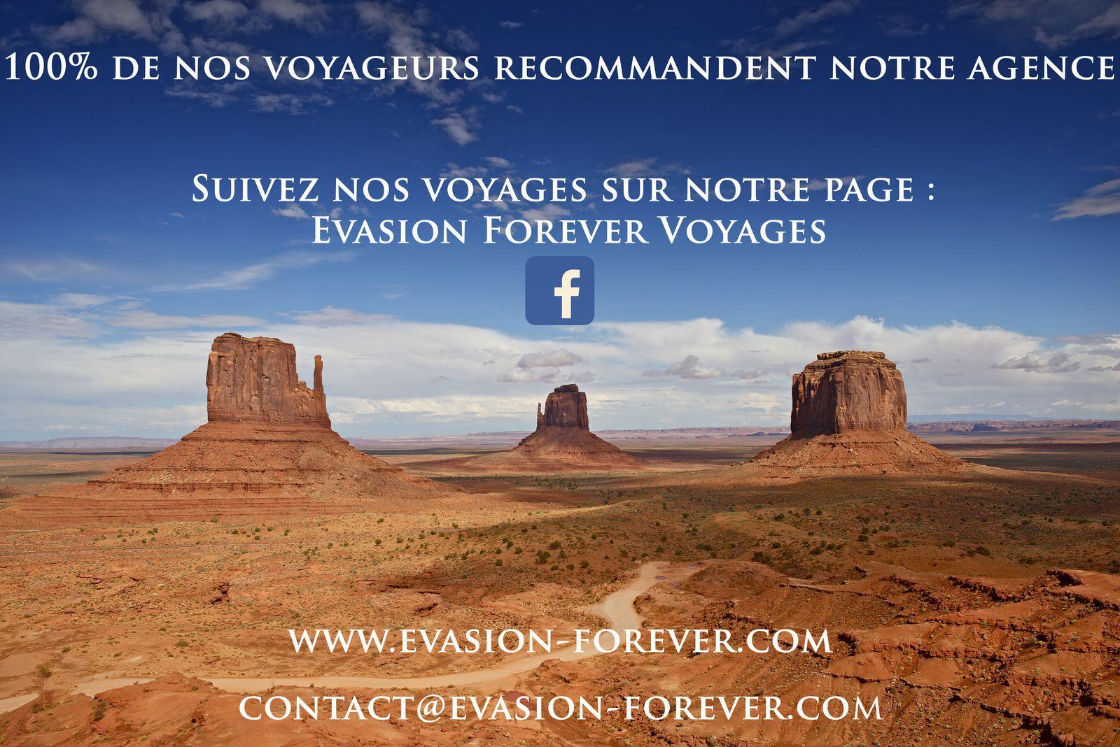 Pourquoi partir aux USA avec Evasion Forever Voyages ?