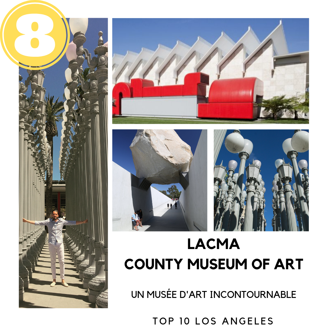 LACMA (Los Angeles County Museum of Art)