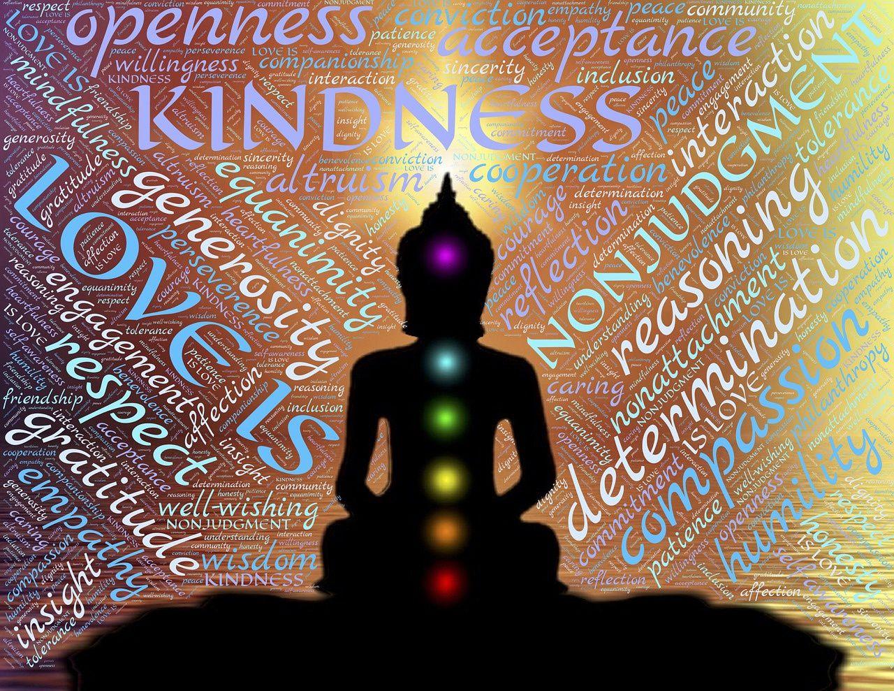 Magnifique Amour, citation de Bouddha - Un jour, une pensée &TK_11