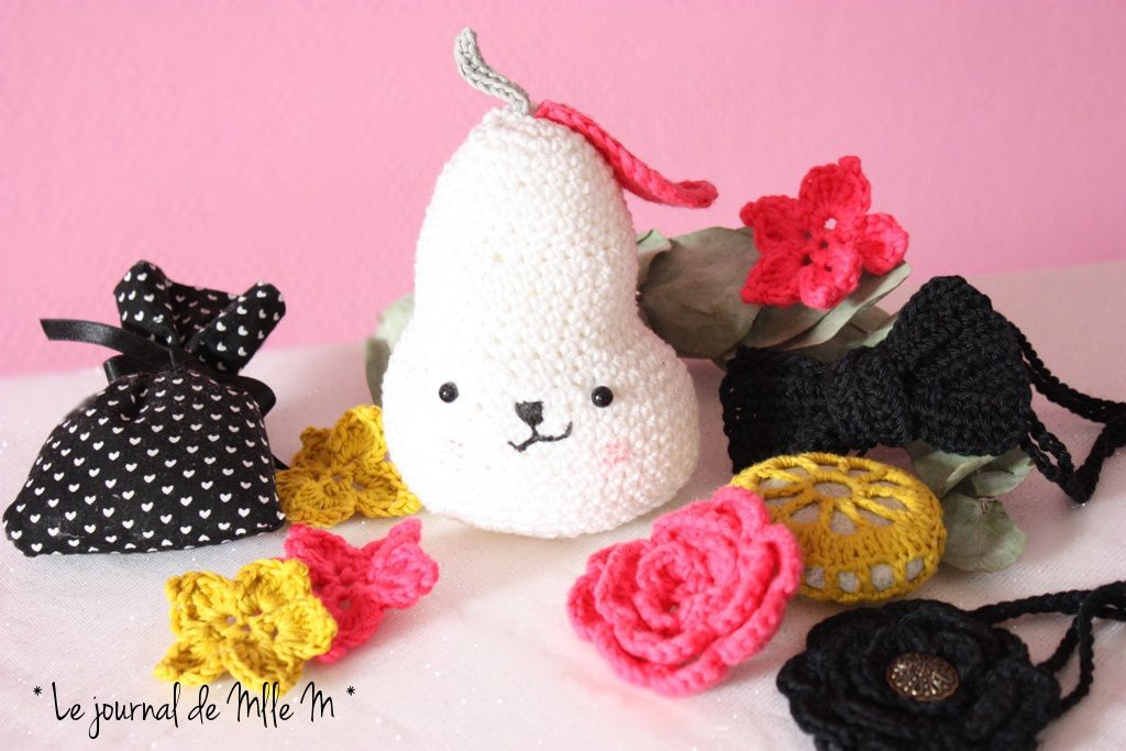ATELIER INITIATION AU CROCHET - Samedi 8 Avril 2017 de 15h00 à 17h00 ...