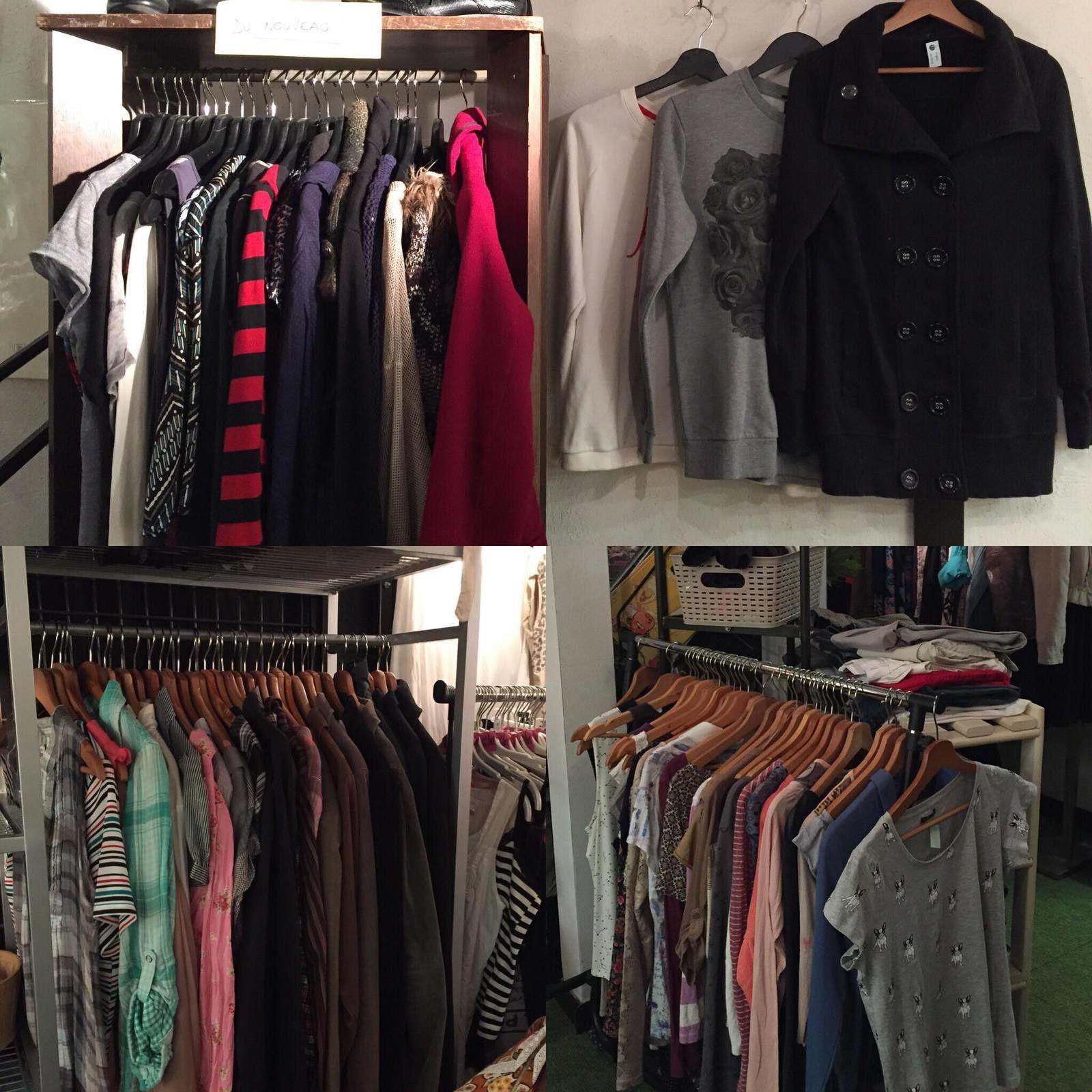 VIDE DRESSING & APÉRO #34 - Vendredi 30 Novembre 2018 de 18h00 à 21h30 ...