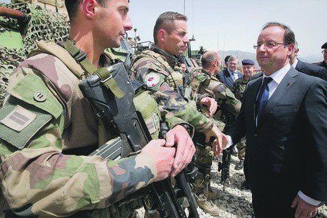 Retrait des troupes françaises d'Afghanistan ; UMP et FN renvoyés dans les cordes.