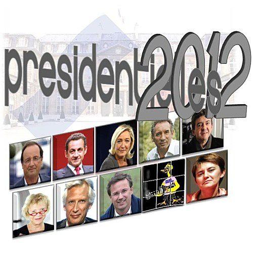 lekiosqueauxcanards-presidentielles2012 hollande sarkozy le