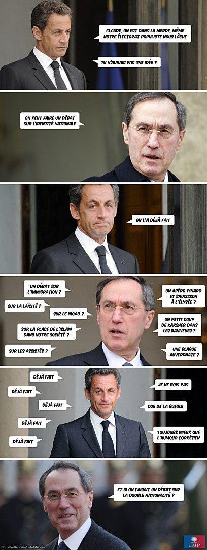 Entre débats et réalisations : ce ne serait pas un peu le merdier en France ?