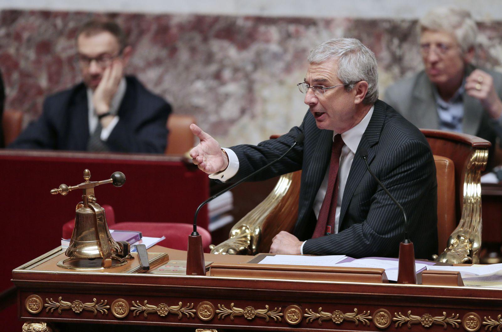 """Séance de nuit pour les députés afin de débattre sur l'article 4 de la loi sur le """"Mariage pour tous"""""""