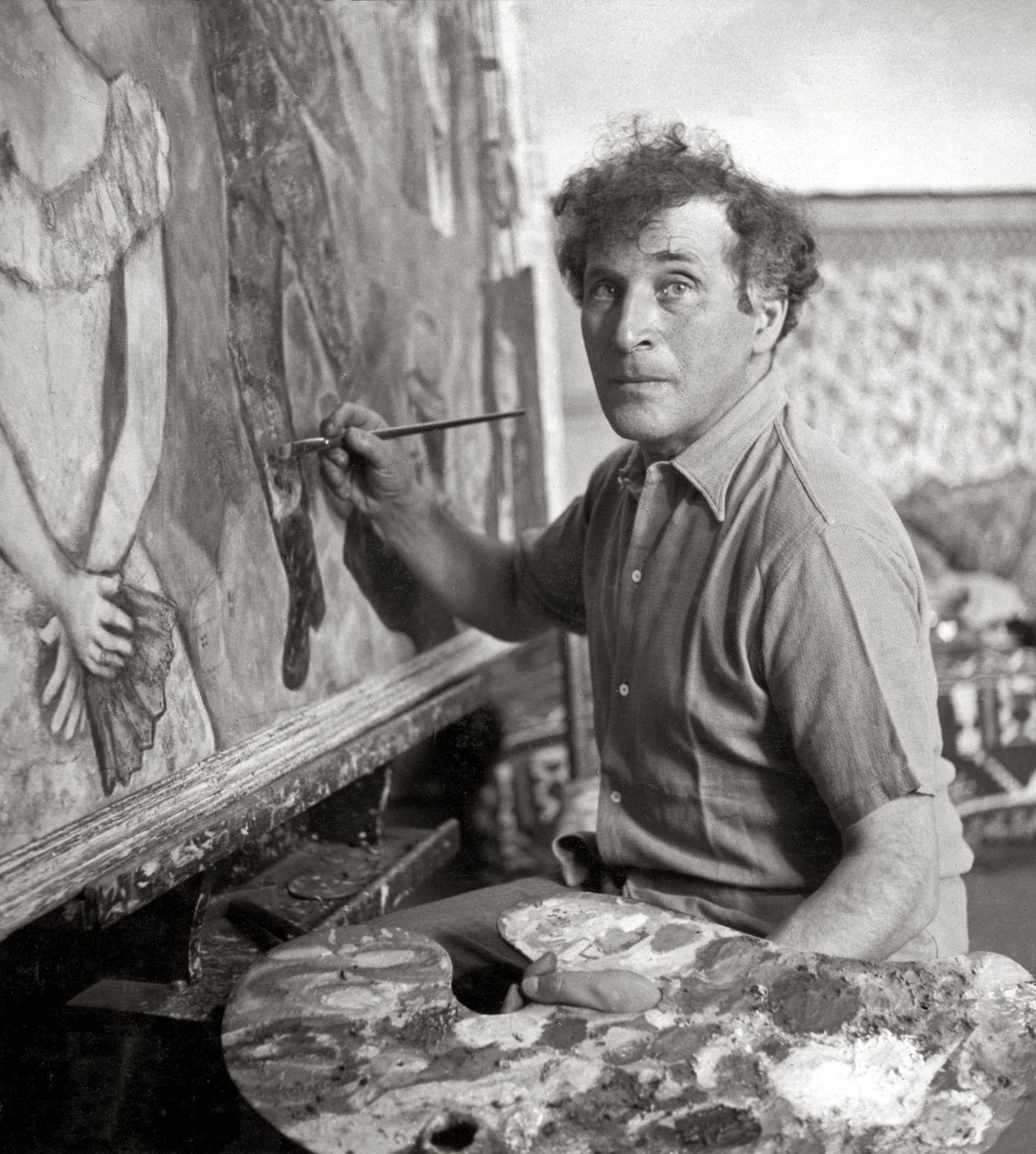 Chagall, une rétrospective pour un grand peintre