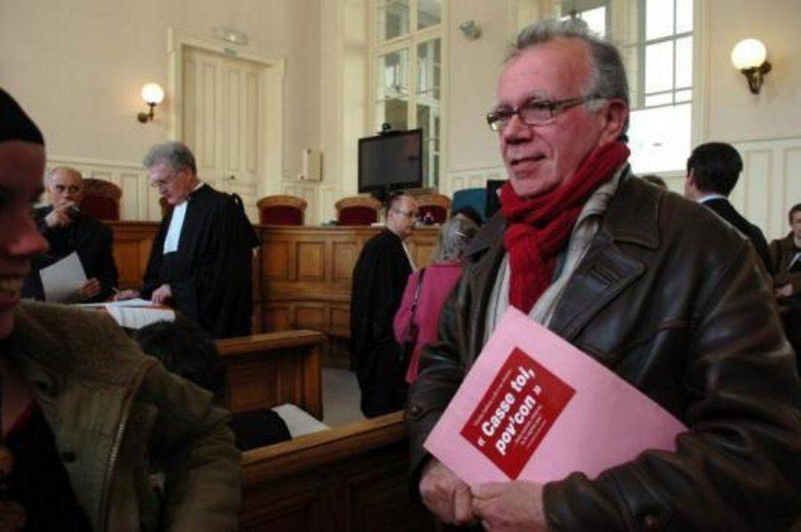 « Casse-toi pov'con » & la Cour Européenne de Justice