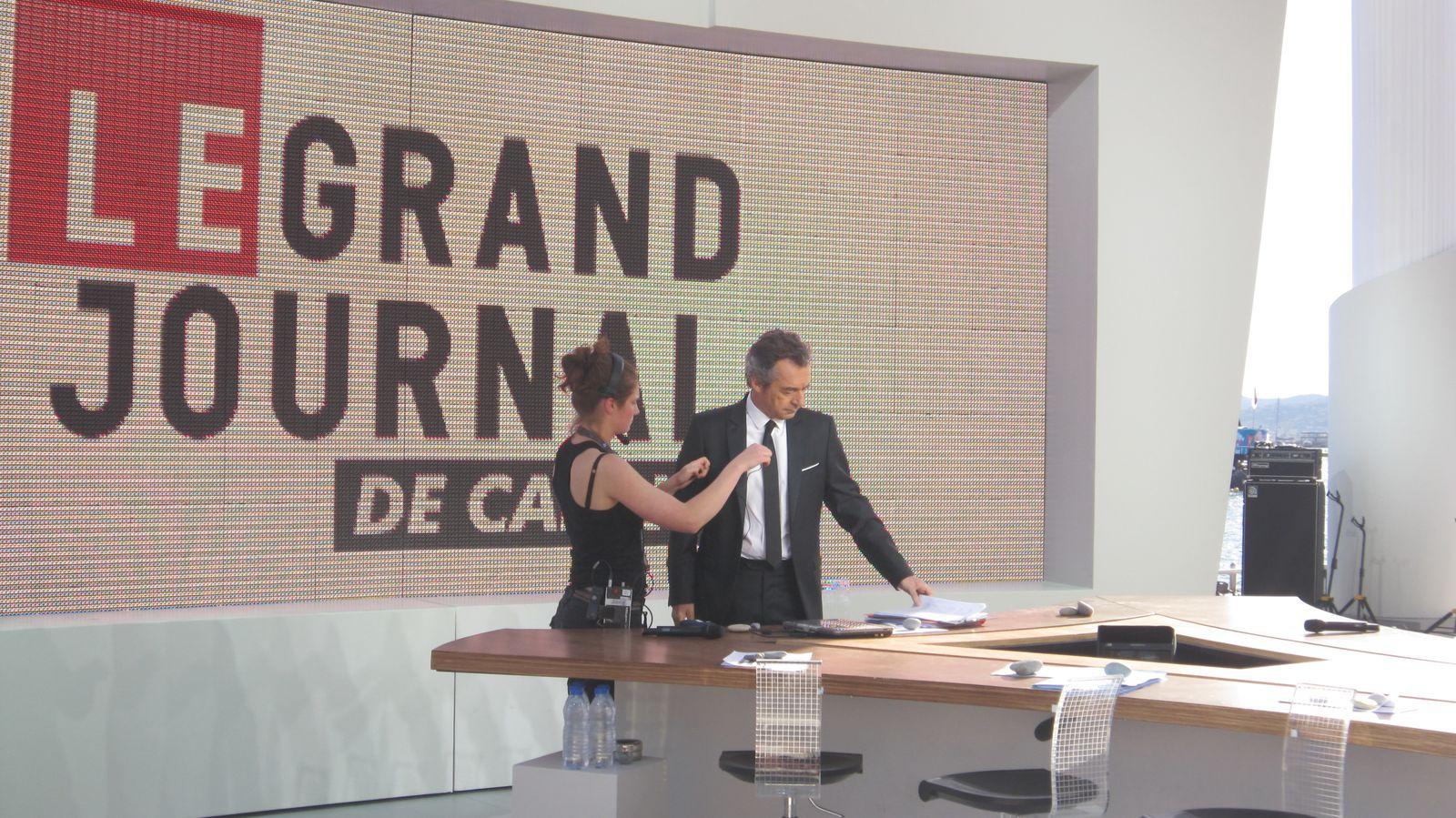 Michel Denisot ne présentera plus Le Grand Journal