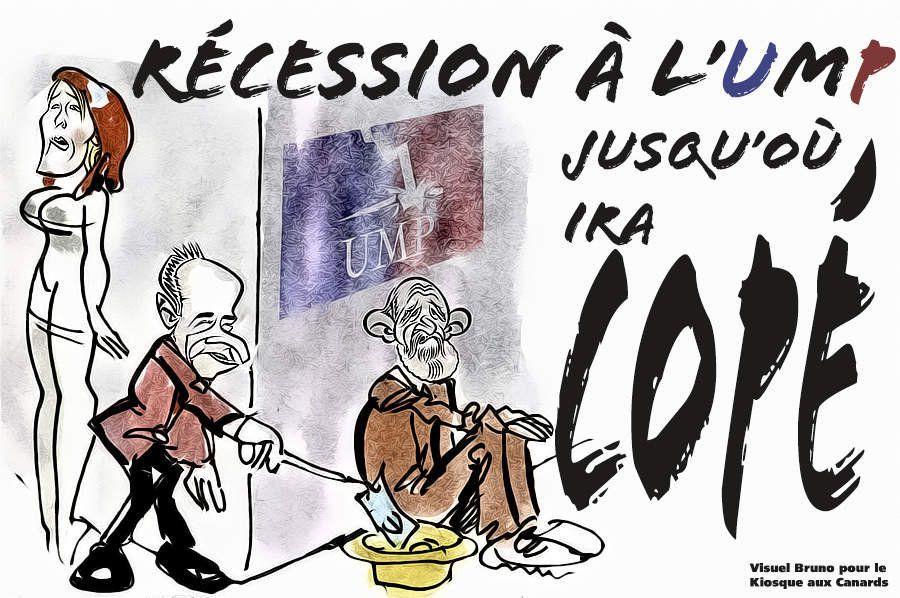 """UMP : les """"anti-assistanat"""" deviennent des assistés"""