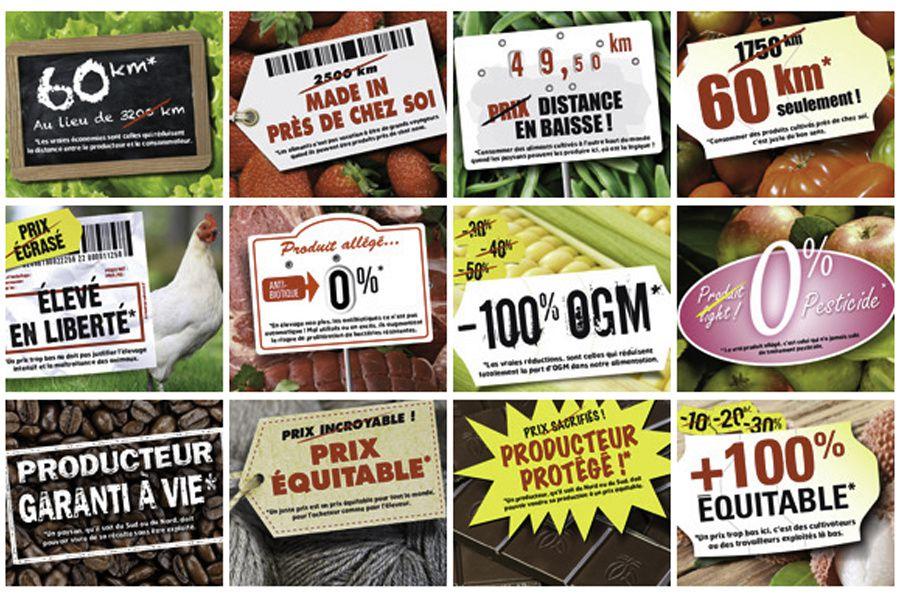 Libre Choix : ré-étiquetons nos aliments !