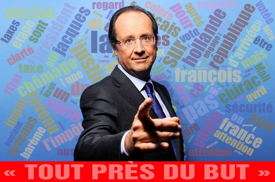 Hollande : déterminé urbi et orbi
