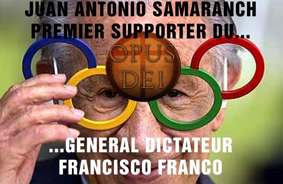 Jeux olympiques et Opus Dei : une longue histoire de financement commun