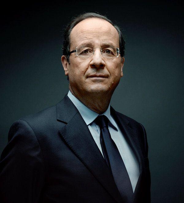 Hollande ; l'homme de Davos 2015
