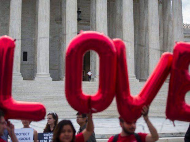 La cour suprême des USA reconnait le Mariage pour Tous