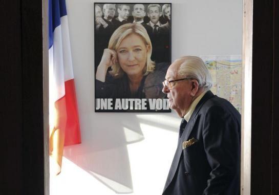 Exclusion de Jean-Marie Le Pen : la Marine se prend une tôle