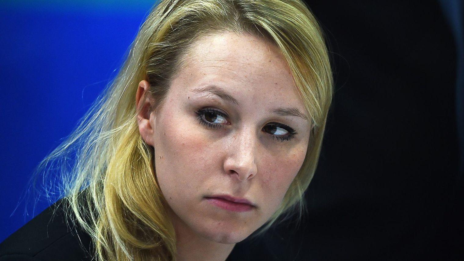 Marion Maréchal-Le Pen ; sur Alstom, il est temps qu'elle retrouve ses notes de cours
